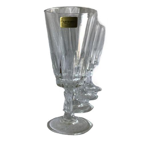 Set Van 6 Luminarc Champagne Glazen