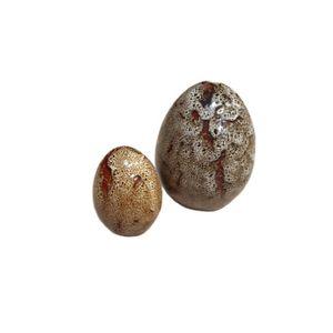 Marmeren Eieren, Set Van 2 Stuks