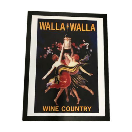 Walla Walla Artwork