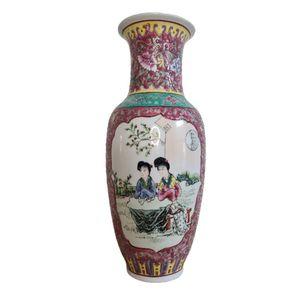 Vintage Aziatische Vaas
