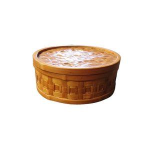 Bamboe Opberg Potje