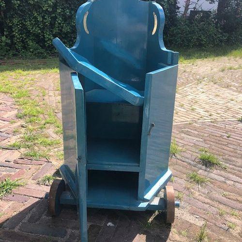 Vintage Kinderstoel