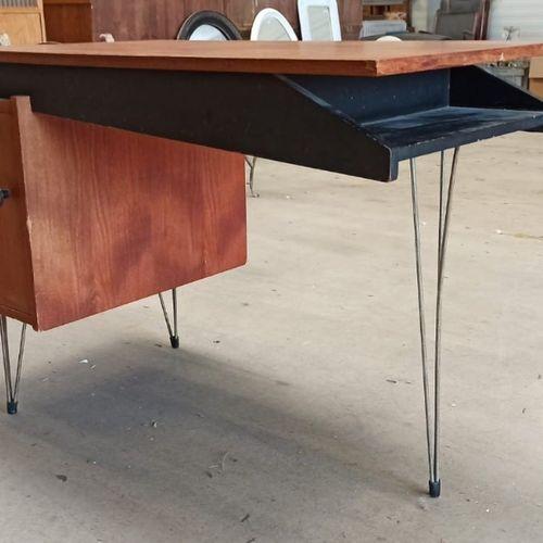 Vintage Cees Braakman Hairpin Bureau