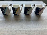 Vintage Koffiemokken / Bekers (Kato Kogei 1980)