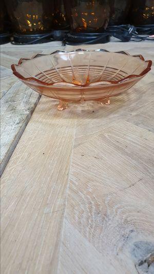 5- Delige Rose Set Van Glas