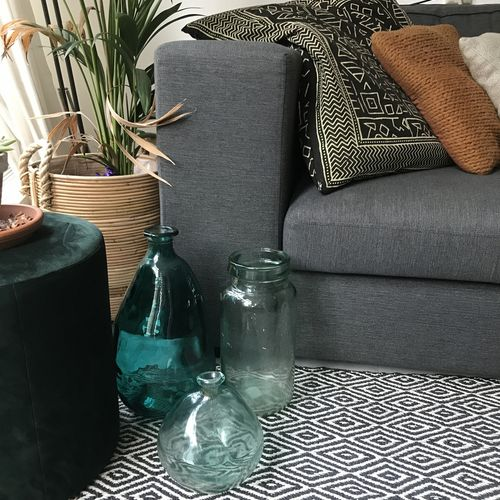 Set Glazen Vazen