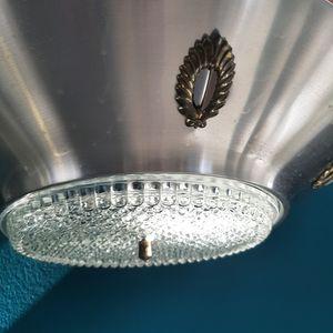 Vintage Ufo Lamp (Jaren 70)